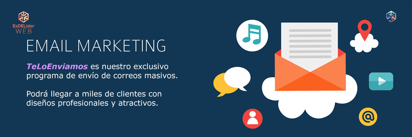 TeLoEnviamos email marketing panama